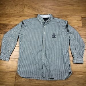Polo Athletic Club NYC Long Sleeve Button Up